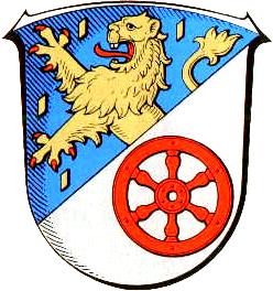 Wappen des Landkreises Rheingau-Taunus-Kreis