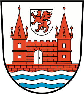 Coat of arms of Schwedt