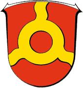 Coat of arms of Trebur