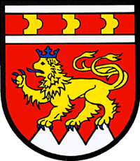 Coat of arms of Werneck