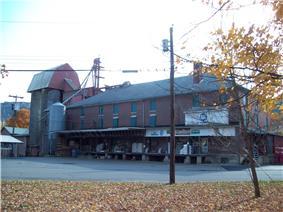 M. J. Ward Feed Mill Complex