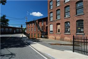 Ware Millyard Historic District