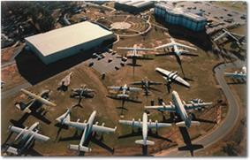 Museum of Aviation at Robins AFB.