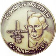 Official seal of Warren, Connecticut