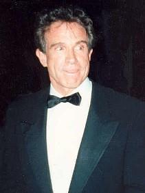 Warren Beatty at the Academy Awards