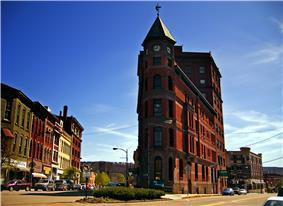 Warren Historic District