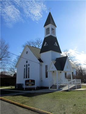 Wartburg Presbyterian Church