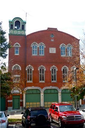 Washington Hose and Steam Fire Engine Company, No. 1