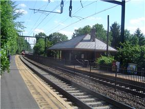 Watchung Avenue Station