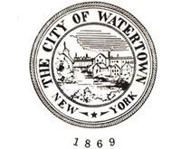 Official seal of Watertown