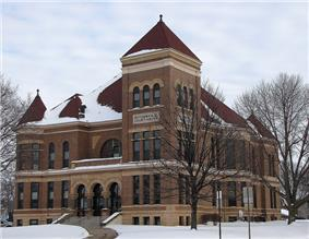 Watonwan County Courthouse