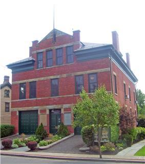 Watts De Peyster Fireman's Hall