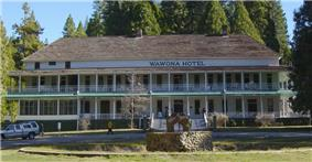 The Wawona Hotel