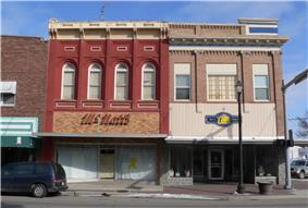 Wayne Commercial Historic District