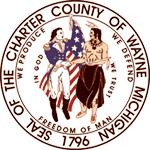 Seal of Wayne County, Michigan