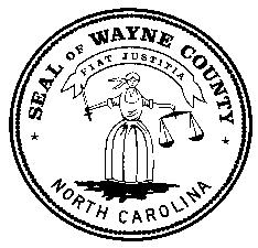 Seal of Wayne County, North Carolina