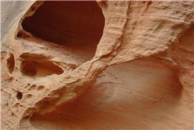 Weathered sandstone, Sedona.jpg