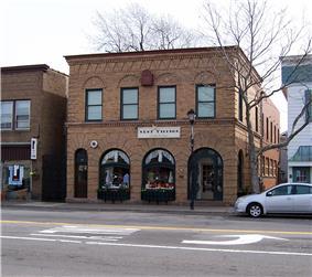 Jayne and Mason Bank Building