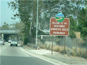 Arroyo Seco Parkway Historic District