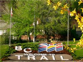 Welcome to Trail BC