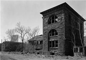 Strecker Memorial Laboratory