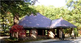 Wellesley Farms Railroad Station