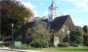 Wellesley Hills Branch Library