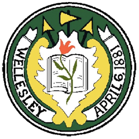 Official seal of Wellesley, Massachusetts