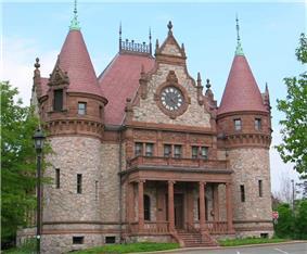 Wellesley Town Hall