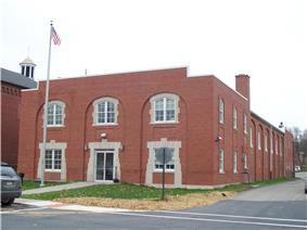Wellsboro Armory
