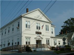 West Bridgewater Town Hall