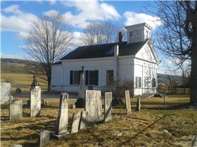 West Newark Congregational Church and Cemetery