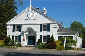 West Newbury Old Town Hall, 2009