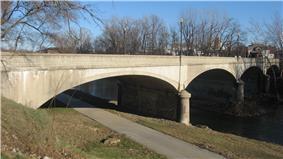 West Washington Street Bridge