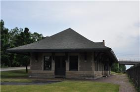 Lake Shore and Michigan Southern Railway Station