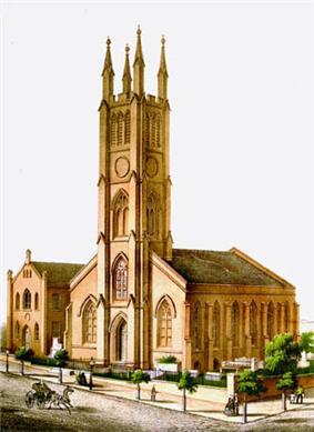 Westminster Presbyterian Church and Cemetery