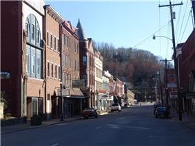 Weston Downtown Historic District