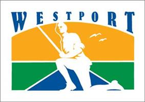 Flag of Westport, Connecticut