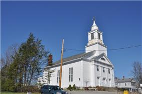 Weymouth Meeting House Historic District