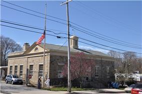 US Post Office-Weymouth Landing