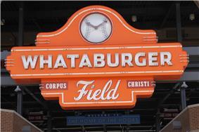 Whataburger Field Sign Corpus Christi Texas.jpg