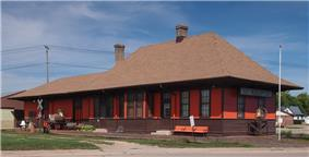 Chicago, Milwaukee and St. Paul Depot