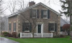Whitcomb Cobblestone Farmhouse