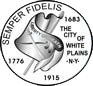 Official seal of White Plains, New York