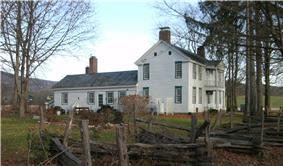 White Creek Historic District