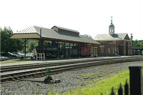 White River Junction railroad station