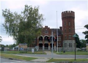 Whitehall Armory