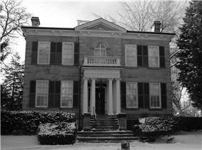 Exterior view of Whitehern