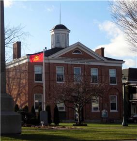 Whitestown Town Hall