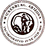 Official seal of Wickenburg, Arizona